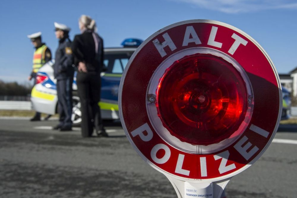 30.4.2021 – Polizeieinsatz in Lechbruck